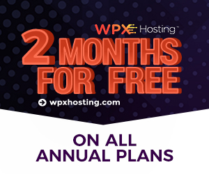 WPX Hosting Recommendation
